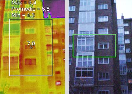Nuestro caso pr ctico aislamiento t rmico para paredes - Aislante termico para paredes ...