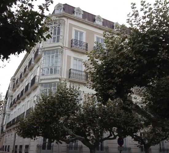 Interiorismo en apartamento de Burgos