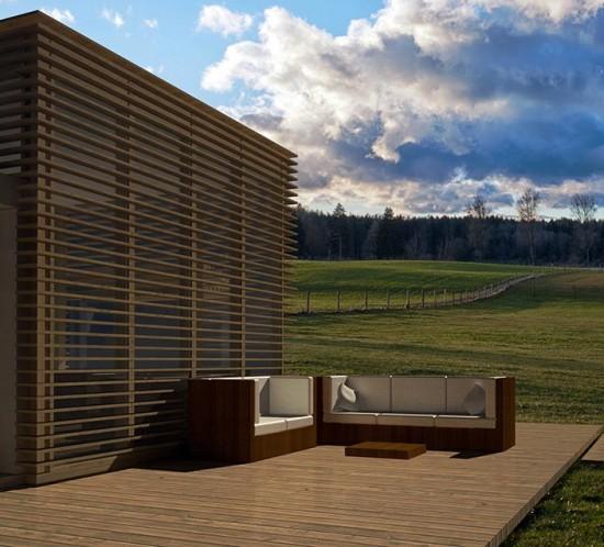 Arquitectura y diseño de casas sustentables
