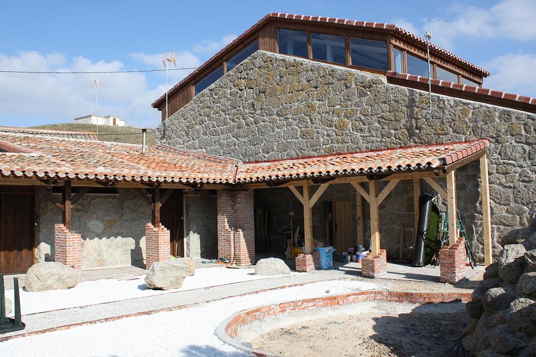 Casa rural guare a avantia casa for Reformas de casas viejas