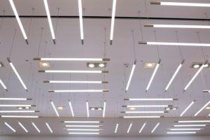 Iluminación inteligente en Domótica para Empresas