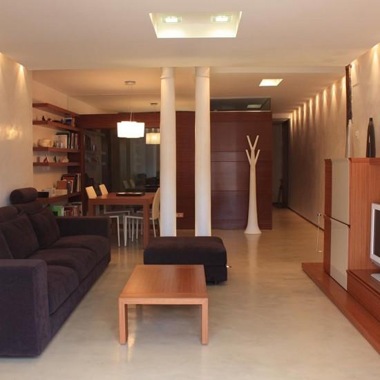 Reforma de un piso integral, Burgos