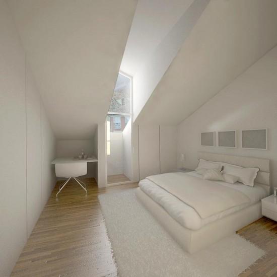 Reforma de habitación en un Ático