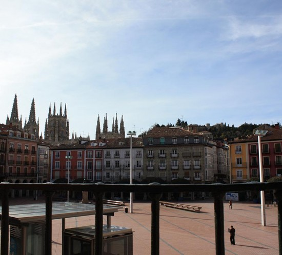 Reforma integral en un piso de Burgos