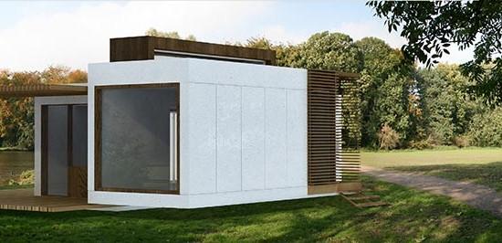Construcción y diseño de la casa pasiva