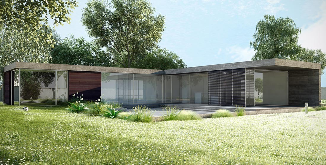Casa del Estudio Arquitectura Avantia