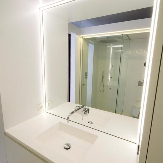 Reformas de pisos pequeños y modernos