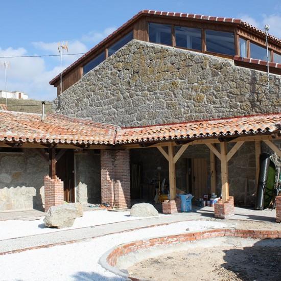 Reforma de una casa antigua de pueblo