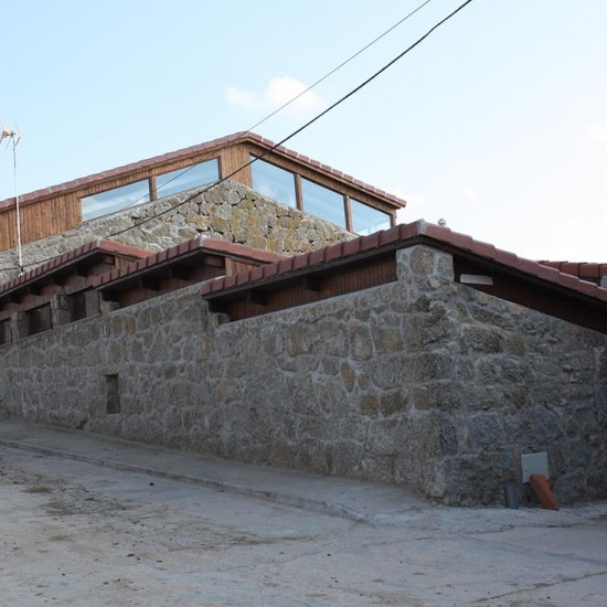 Rehabilitación de una casa rústica