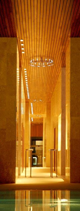 Diseño de Interiores por Grupo Avantia