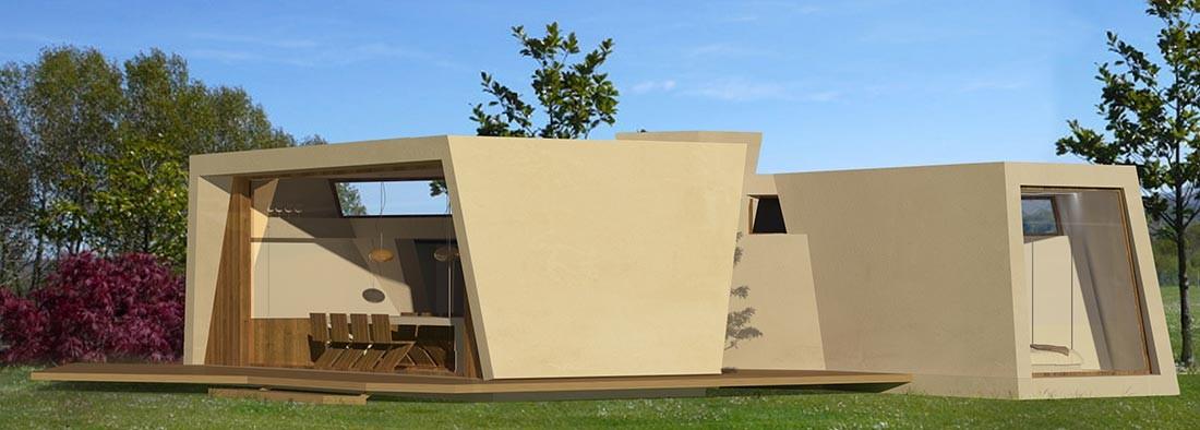 Casa Pasiva modular de madera en Álava