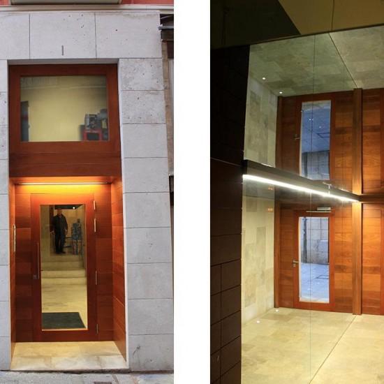 Reforma de un piso pequeño en Burgos