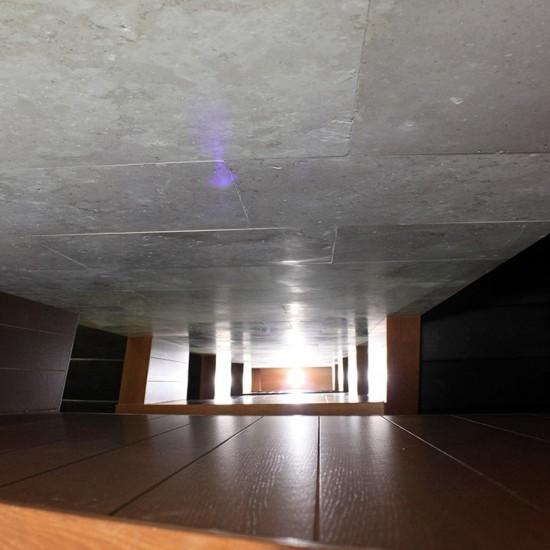 Obra y reforma de un piso en Burgos