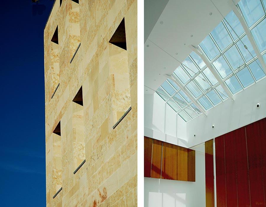 Arquitectura contemporánea de Grupo Avantia