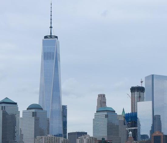 Nuevo World Trade Center es Bioclimático